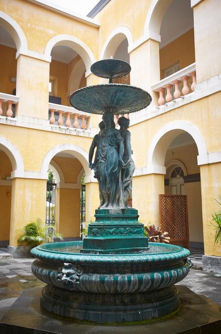 Fontaine de l'Ancien Hôtel de Ville